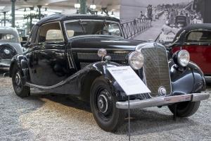 Mercedes-Benz W136 170 V 1938 - Cité de l'automobile, Collection Schlumpf, Mulhouse, 2020