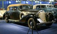 Mercedes-Benz W150 770K 1938 - Cité de l'automobile, Collection Schlumpf