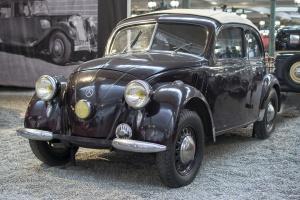 Mercedes-Benz W28 170 H 1937 - Cité de l'automobile, Collection Schlumpf, Mulhouse, 2020