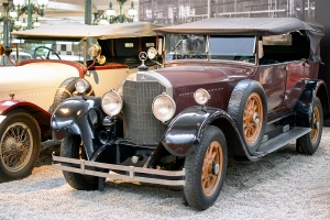 Mercedes 400 1925 - Cité de l'automobile, Collection Schlumpf