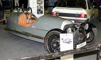 Morgan 3-Wheeler II 2013 - Luxembourg Motor Show 2018