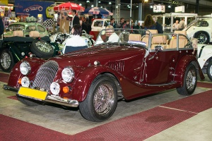Morgan Plus 4 Tourer - LOF, Autotojumble, Luxembourg, 2019