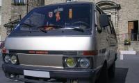 Nissan Vanette I C20 Coach