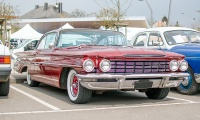 Oldsmobile 88 IV - Country Day 2019 Aumetz