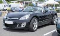 Opel GT (type 2) - Autos Mythiques 57, Thionville, 2019