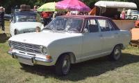 Opel Kadett B 1968 - Automania 2016, Château de Freistroff
