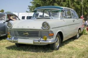 Opel Rekord P II - Automania 2019, Edling les Anzeling, Hara du Moulin