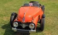 Panhard Dyna X 1950 Special Barquette - Retro Meus'Auto 2018, Lac de la Madine