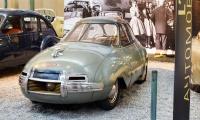 Panhard & Levassor Dynavia 1948 - Cité de l'automobile, Collection Schlumpf