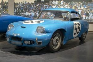 Panhard & Levassor CD Le Mans 1962 - Cité de l'automobile, Collection Schlumpf, Mulhouse, 2020