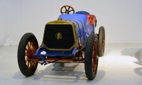 Panhard & Levassor Biplace Course 1908 - Cité de l'automobile, Collection Schlumpf