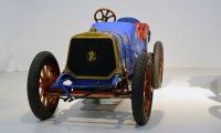 Panhard & Levassor Biplace Course 1908 - Cité de l'automobile, Collection Schlumpf