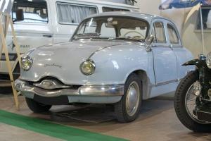 Panhard & Levassor Dyna Z - Salon ,Auto-Moto Classic, Metz, 2019