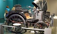 Panhard & Levassor type A P2C n°77 1892 - Cité de l'automobile, Collection Schlumpf
