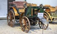 Panhard & Levassor Phaëton Tonneau 1894 - Cité de l'automobile, Collection Schlumpf, Mulhouse, 2020