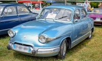 Panhard & Levassor PL 17 Relmax 1964 - Automania 2017, Edling les Anzeling, Hara du Moulin