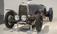 Panhard & Levassor type X41 biplace sport 1925 - Cité de l'automobile, Collection Schlumpf, Mulhouse, 2020