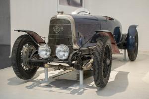 Panhard & Levassor type X41 biplace sport 1925 - Cité de l'automobile, Collection Schlumpf, Mulhouse, 2020