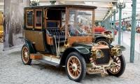 Panhard & Levassor type X8 1911 - Cité de l'automobile, Collection Schlumpf