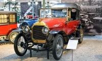 Peugeot type 146 Torpedo 1913 - Cité de l'automobile, Collection Schlumpf, Mulhouse