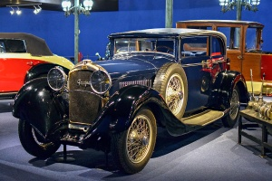 Peugeot type 174 1924 - Cité de l'automobile, Collection Schlumpf, Mulhouse