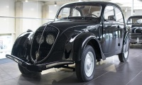 Peugeot 202 - Modern Cars meet Classic Cars, Roost, 2019