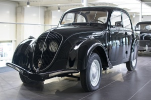 Peugeot 202 - Modern Cars meet Classic Cars, Roost, 2019