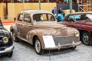 Peugeot 203 1950 - Cité de l'automobile, Collection Schlumpf