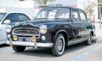 Peugeot 403 1958 -  Country Day 2019 Aumetz