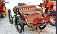 Peugeot quadricycle 1905 - Cité de l'automobile, Collection Schlumpf
