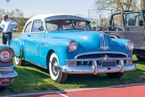 Pontiac Chieftain I - LOF Oldtimer Breakfast Mamer 2019