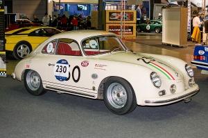 Porsche 356 A Carrera - Luxembourg Motor Show 2018