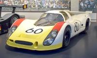 Porsche 908 LH 1968 - Cité de l'automobile, Collection Schlumpf