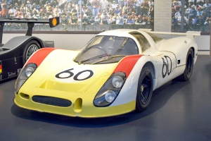 Porsche 908 LH 1968 - Cité de l'automobile, Collection Schlumpf