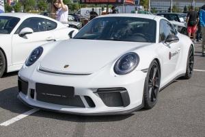 Porsche 911 (991) GT3 - Autos Mythiques 57, Thionville, 2019