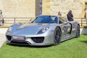 Porsche 918 Spyder - Automania 2017, Manderen, Château de Malbrouck