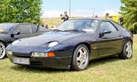Porsche 928 GTS 1995 - Automania 2017, Edling les Anzeling, Hara du Moulin