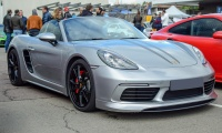 Porsche Boxster 981 - Cars & Coffee Deluxe Luxembourg Mai 2019
