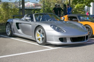 Porsche Carrera GT - Cars & Coffee Deluxe Luxembourg Mai 2019