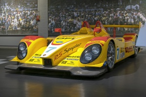 Porsche RS Spyder 2006 - Cité de l'automobile, Collection Schlumpf, Mulhouse, 2020