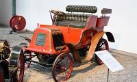 Renault Tonneau 1900 - Cité de l'automobile, Collection Schlumpf
