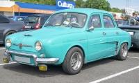 Renault Dauphine - Autos Mythiques 57, Thionville, 2019