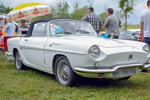 Renault Floride S - Automania 2017, Edling les Anzeling, Hara du Moulin