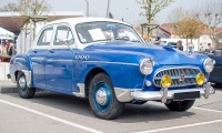 Renault Frégate Amiral 1956 - Country Day 2019 Aumetz