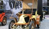 Renault type T Phaeton 1904 - Cité de l'automobile, Collection Schlumpf