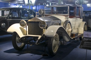 Rolls-Royce Silver Ghost 1921 - Cité de l'automobile, Collection Schlumpf  2020