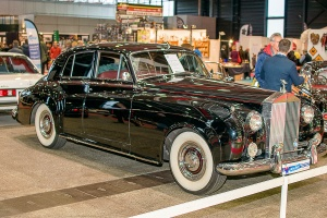 Rolls-Royce Silver Cloud II 1955 - Salon Auto-Moto Classic Metz 2018