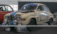 Saab 96 Rallye - Salon ,Auto-Moto Classic, Metz, 2019