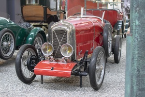 Salmson Val 3 biplace sport 1928 - Cité de l'automobile, Collection Schlumpf, Mulhouse, 2020