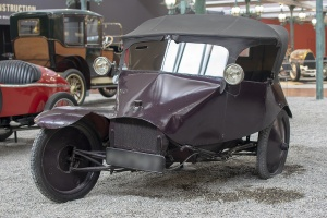 Scott Tricar 1923 - Cité de l'automobile, Collection Schlumpf, Mulhouse, 2020